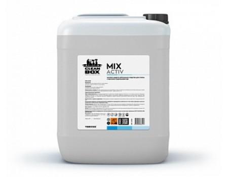 Базовое жидкое нейтральное средство для стирки с высоким содержанием ПАВ Mix Activ 5 л.