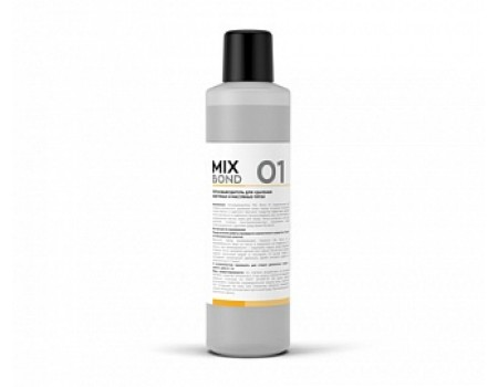 Пятновыводитель для удаления нефтяных и масляных пятен MIX BOND 01 120 мл.