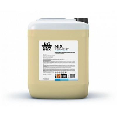 Базовое жидкое нейтральное средство для стирки с комплексом энзимов Mix Ferment 5 л.