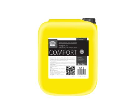 Средство для мытья пола нейтральное COMFORT 10 л.