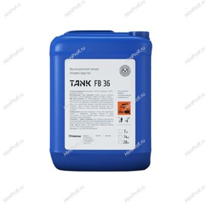 Высоко щелочное пенное моющее средство TANK FB 36 28 кг.