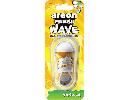 Ароматизатор Areon Fresh Wave Vanilla
