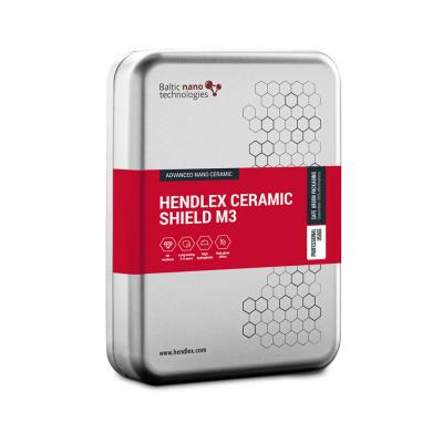 Набор с керамическим покрытием Hendlex Ceramic Shield H9, 3M, 20 мл.